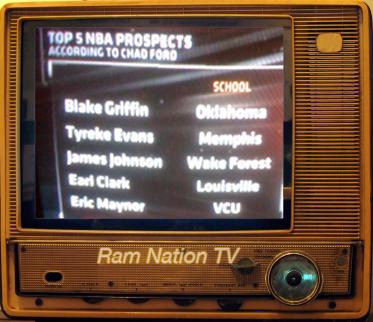 Eric Maynor Cracks Top 5 NBA Draft Prospects