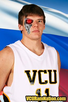 VCU Unleashes Top Secret Russian Weapon