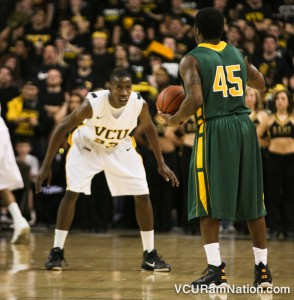 VCU will welcome George Mason back to the Siegel Center for the first time since leaving the CAA in 2012