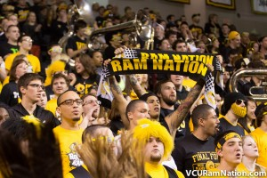 VCU fans have filled the Siegel Center to capacity for 35 consecutive games predating their historic Final 4 run.