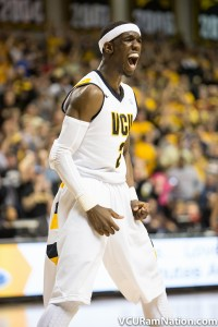 VCU's Briante Weber looks to defend his title as A-10 Defensive Player of the Year.