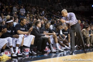 Shaka Smart will face mentor Keith Dambrot in VCU's Thursday NCAA tournament matchup.
