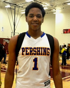Class of 2014 commit, Justin Tillman, is off to an amazing start in his final season at Pershing.