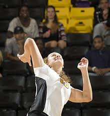 VCU's Romana Kriskova had 29 kills in the Ram's win over their former conference foe.