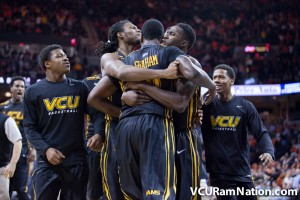 VCU looks for another big road win tonight as they take on Belmont in Nashville.