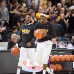 VCU will look to halt Stephen F Austin's 28-game winning streak on Friday while hopefully starting one of their own.