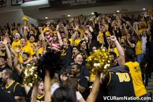 VCU and a hostile crowd of Rowdy Rams will look to start the season 1-0 against ISU on Friday.