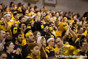 VCU fans will welcome Mason back to the Stu for the first time since the two teams last played as CAA rivals.