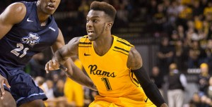 Freshman, JeQuan Lewis, the A-10 Rookie of the Week, looks to continue his hot streak when the Rams take on Wofford.