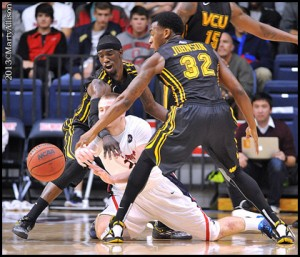 VCU finishes their season with six games against top-100 teams.