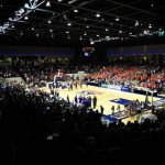 4811 fans showed up to Belmont's Curb Event Center tonight to watch the Bruins play VCU, nearly double the team's attendance average heading into tonight's game.