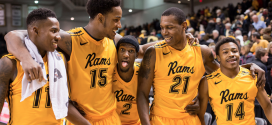 Video: VCU downs ODU