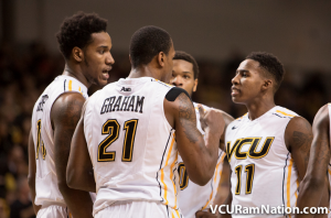 VCU comes into Friday's game a 6-point Vegas favorite but as a popular upset pick by many pundits and fans.