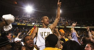 Eric Maynor led VCU to two NCAA tournaments and is the school's all-time leading scorer.