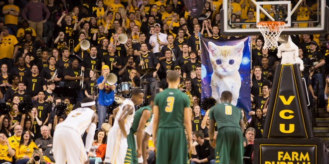 "Peppas Draw National Attention With ""Space Kitten"" Banner"