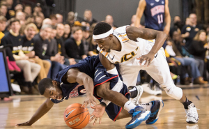 Briante Weber became VCU's all-time steals leader in the Rams' win over Richmond.