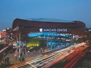VCU is 3-1 in games at the Barclays Center, 1-0 this season.