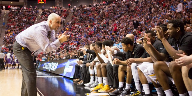 Photos: VCU Upset by SFA (NCAA Tournament)