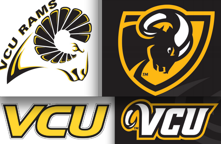 Reactions mixed to VCU's new logos - VCU Ram Nation