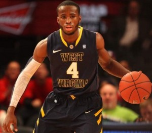 West Virginia transfer, Jabarie hinds, could be one of the A-10's breakout players this season.