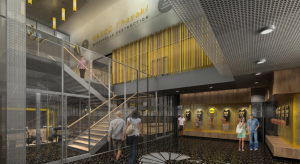 Click on the link to VCU's Article for more interior renderings.