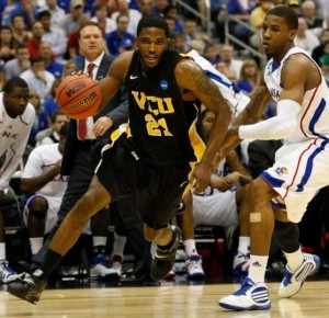 Skeen was dominant in VCU's 2011 Elite 8 appearance, posting a game-high 26 points and team-high 10-rebound double-double.