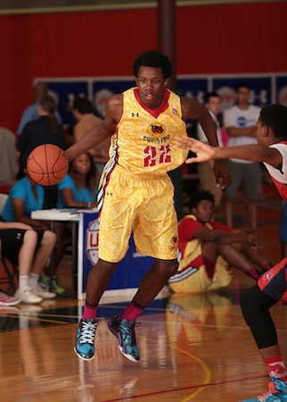 Tevin Mack is currently rated No.65 nationally for the 2015 class by ESPN.com.