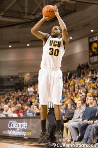 Former VCU sharpshooter, Troy Daniels, and his Houston Rockets squad will be in action Monday night on NBA TV.
