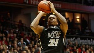 Treveon Graham hit the go-ahead basket with 0.9 seconds to play to give VCU a tough 63-61 win at Saint Louis.