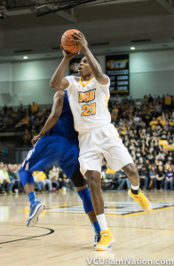 Treveon Graham led the Rams with a 16 points in VCU's blowout of Saint Louis.