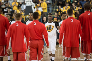 VCU will host Davidson next season in a battle of last year's A-10 champs. Davidson won the regular season title while VCU won the tournament title in Brooklyn.