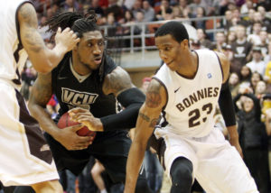 VCU St Bonaventure Basketball
