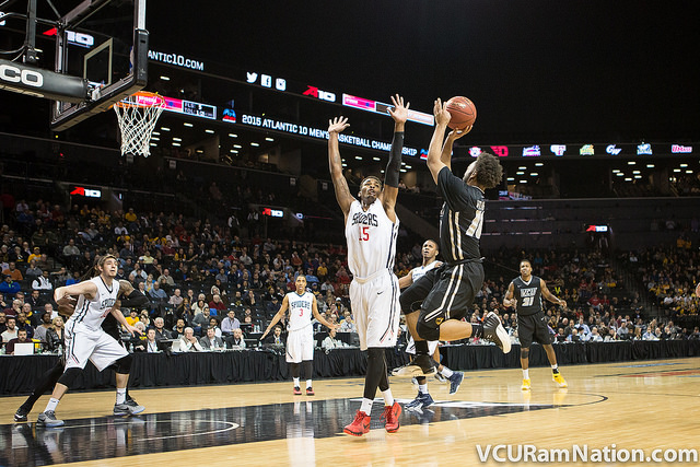 Richmond defeated VCU in both regular season contests but the Rams had last laugh by knocking the Spiders out of last season's Atlantic 10 tournament.
