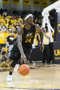 Oral Roberts transfer Korey Billbury will look to help VCU exceed expectations after the graduation of leading scorer Treveon Graham.