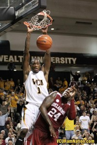 "Larry Sanders is rumored to be ""competing"" in this weekend's alumni game following the Black v Gold scrimmage."