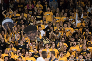 VCU fans will look to continue the Rams' home sellout streak when the black & gold open this year's schedule Friday against Prairie View A&M.