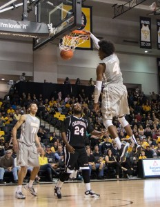 Justin Tillman dominated Cal U last season, dropping a 14-point, 10-rebound double-double in just 17 minutes as a freshman off the bench for VCU.