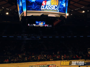 Madison Square Garden VCU vs Wisconsin Photo by Ani Darakjian