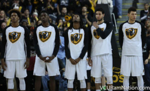VCU may need to look toward a bigger lineup when No.23 Cincinnati comes to town this Saturday.