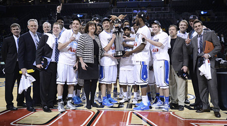 The Billikens are a combined 16-27 since winning A-10 regular season titles in 2013 and 2014.