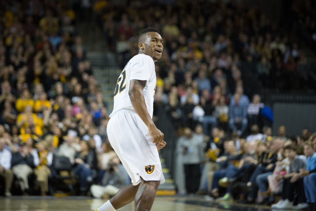 VCU's Melvin Johnson