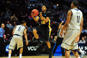 Brandon Rozzell helped VCU tear through the 2011 NCAA tournament and scored a team-high 26 points in the Rams' rout of Georgetown.