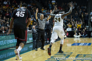 Oklahoma native Korey Billbury joined VCU this past offseason via Oral Roberts transfer and will play in his first NCAA tournament of his career.