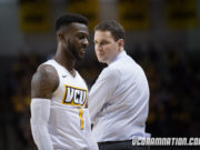 VCU Senior JeQuan Lewis in NCAA tournament