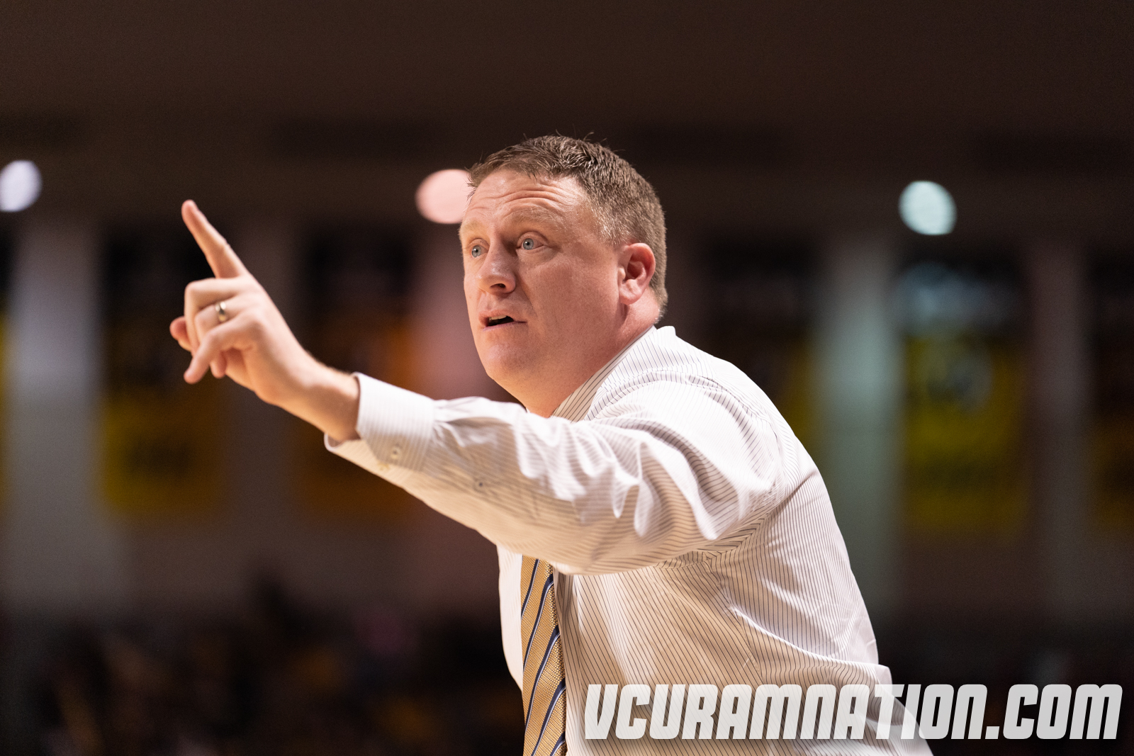 VCU & Coach Rhoades agree to 2 year extension